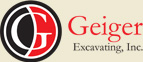 Geiger Excavating Logo